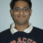 Pushkar Varde - PhD Student - Hasenwinkel Group